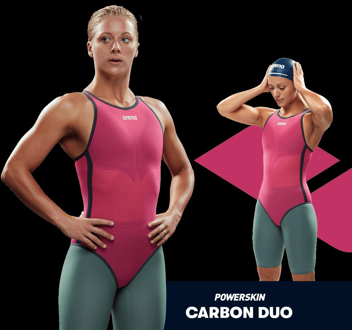 arena Powerskin Carbon Duo race suit