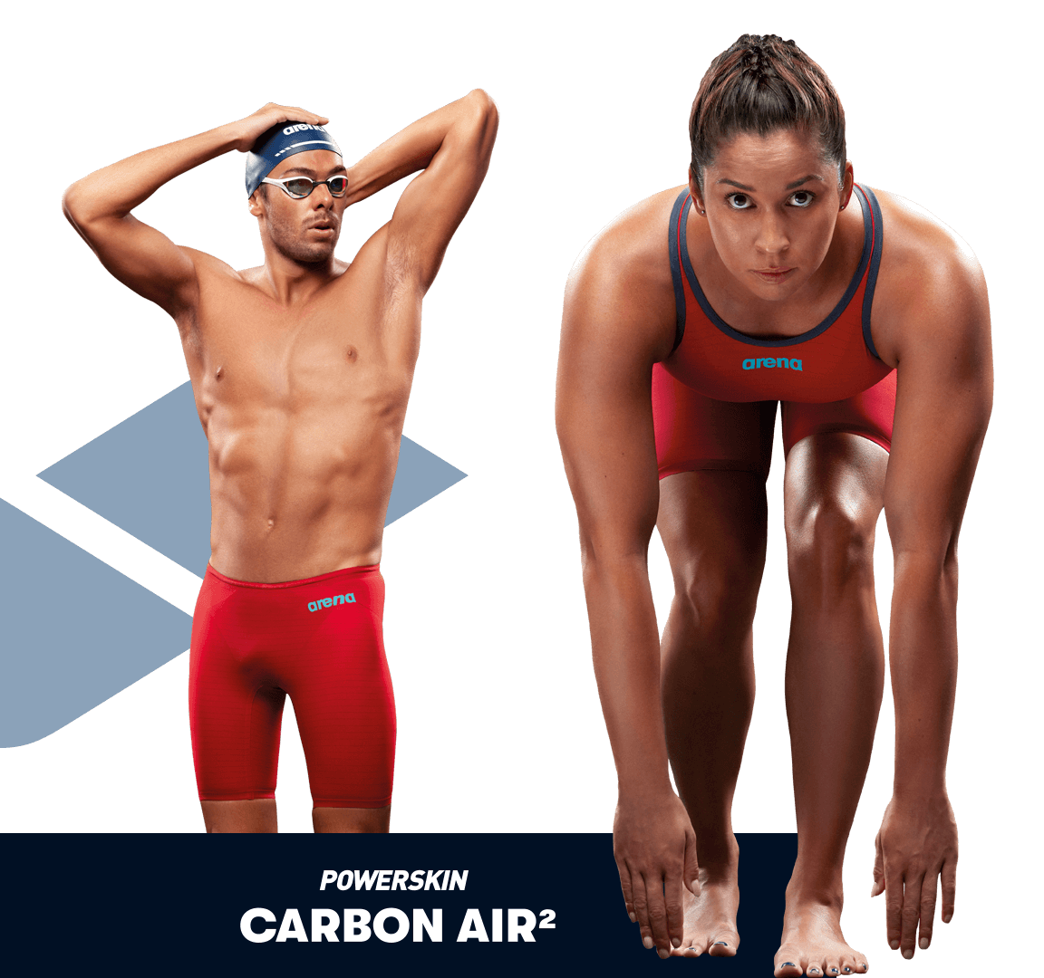 arena Powerskin Carbon Air 2 race suit