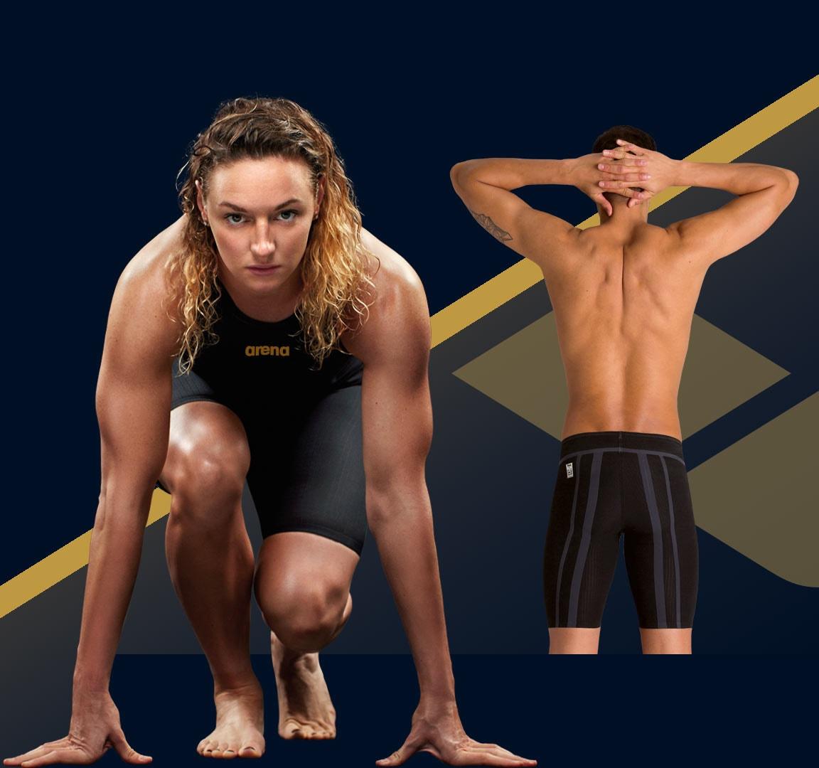 arena Powerskin Carbon Core Fx race suit