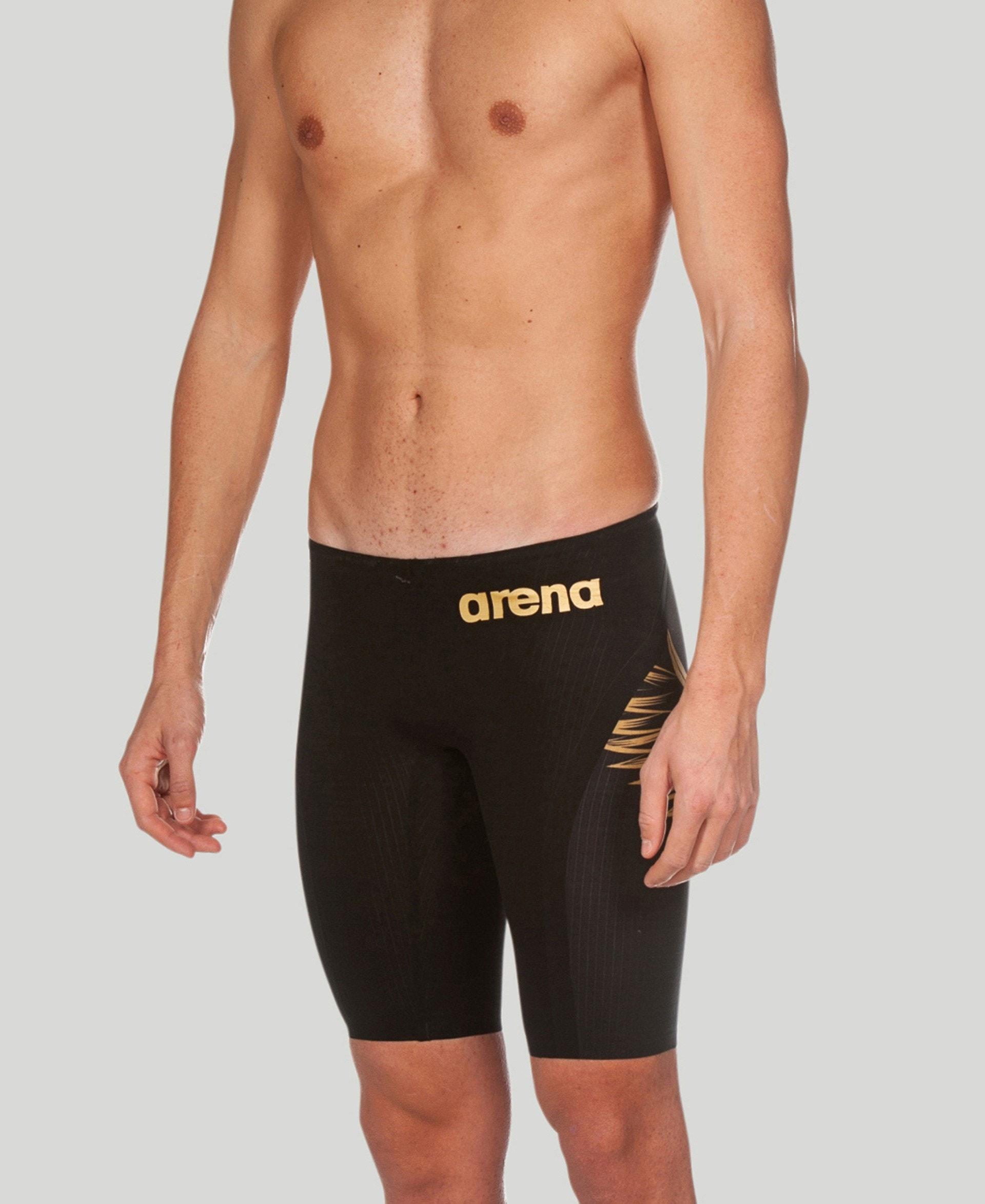 Arena Mens Water MaxLife Panel Jammer Swimsuit