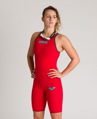 Bañador para Mujer Powerskin Carbon Air2 Espalda Cerrada - aprobado por la FINA