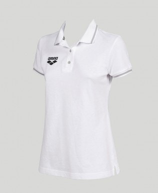 Women's Team Line Short Sleeve Polo