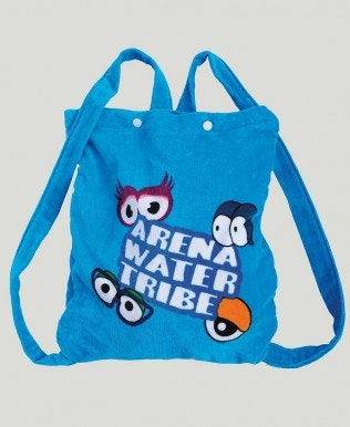 Arena Water Tribe Junior Backpack Towel