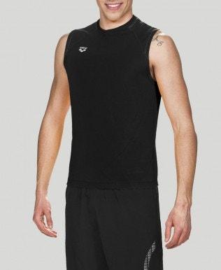 T-Shirt senza maniche Uomo Gym