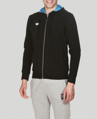 Men's Gym Hooded Full Zip Jacket