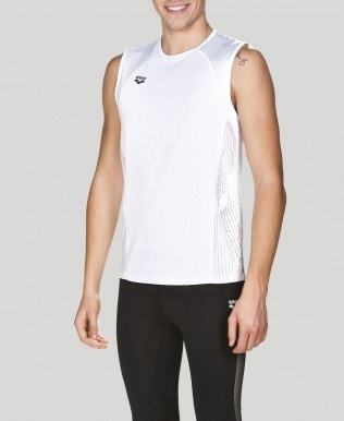 Men's Run Sleeveless T-Shirt