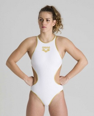 Women's Arena One Biglogo One Piece Swimsuit