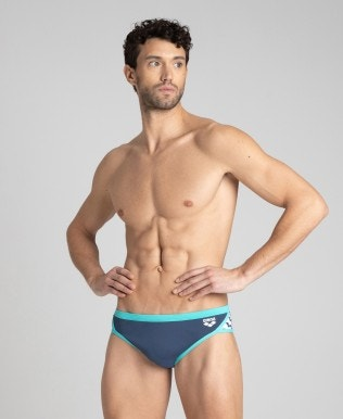 Men's Team Stripe Brief