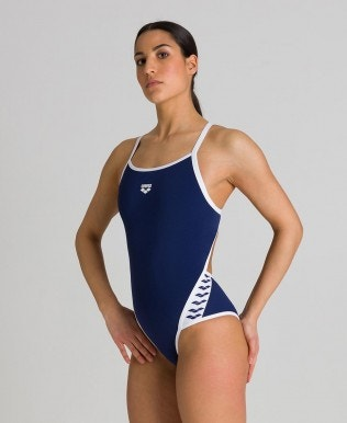 Team Stripe Super Fly Back One Piece