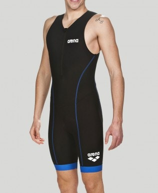 Man Tri Suit ST 2.0 Front Zip