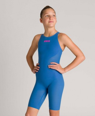 Girls' Powerskin R-EVO ONE Open Back – FINA approved