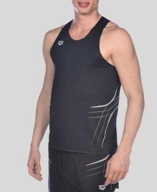 Men's A-One Mesh Tank Top