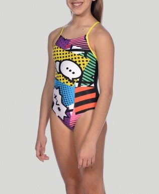 Maillot de bain une pièce fille  Cheerfully