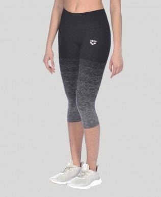 Leggings 3/4 Sans Couture Femme