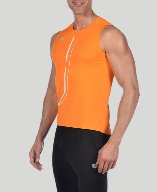 Men's A-One Mesh Sleeveless