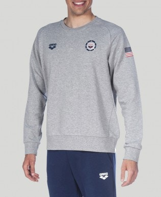 Men's USA Essential Crewneck