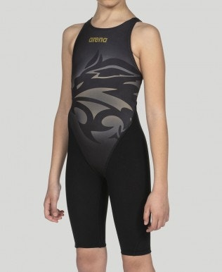 Girls'  Powerskin ST 2.0 - Elite II Peaty - FINA approved