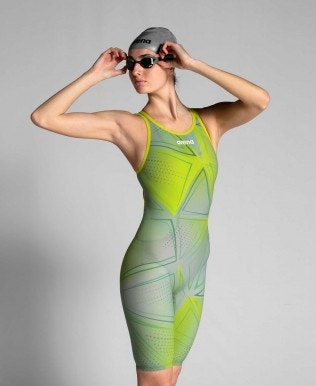 Women's Powerskin R-EVO ONE Open Back Limited Edition -FINA approved