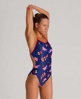 Graffiti USA Booster Back One Piece - Maxlife