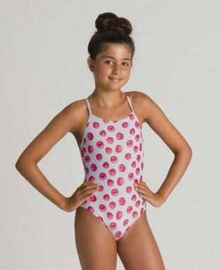 Girls Tropical Summer One piece