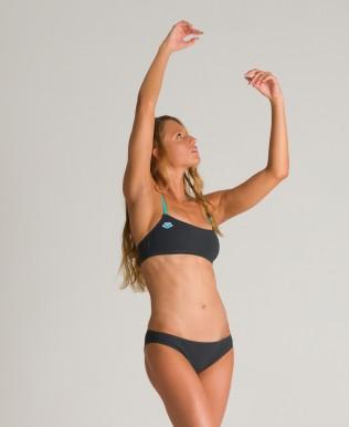 Women's Icons Bandeau bikini