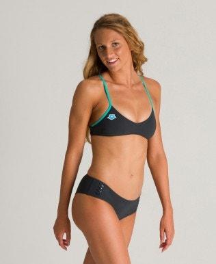 Women's Icons Cross back bikini