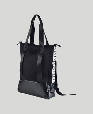Borsa con manici Fast Tote All-Black