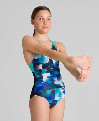 Jr Swim Love One-piece
