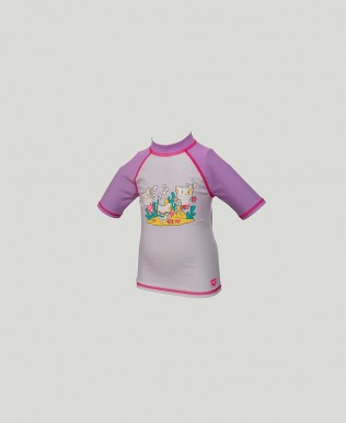 Friends Kids  Uv S/S Tee