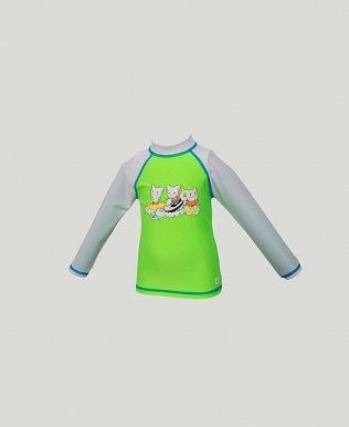 Friends Kids Uv L/S Shirt