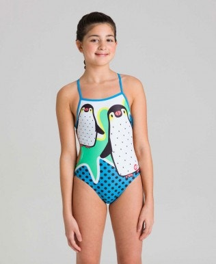 Crazy Penguins One-piece