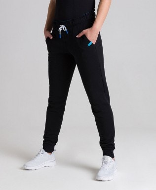 Te Fleece-Hose Damen