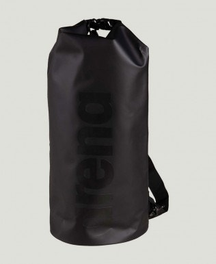 All Black Team Drybag