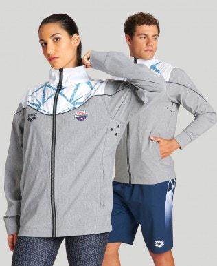 Bishamon Demin Warm Up Jacket