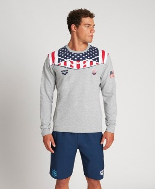Men's Bishamon USA Crewneck