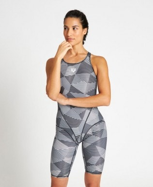 Women's Striped Geo Full Body