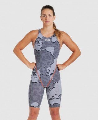 Women's Powerskin ST 2.0 Limited Edition Maps Illusion