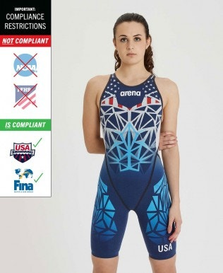 Core FX Closed Back – USA Athlete Authentic Limited Edition - NOT NCAA/High School compliant