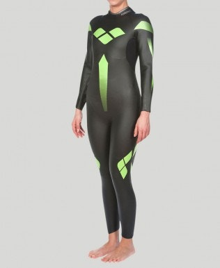 Women's Triwetsuit Full