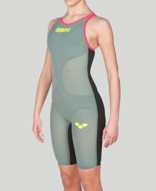 Women's POWERSKIN Carbon-Air Closed back – FINA approved