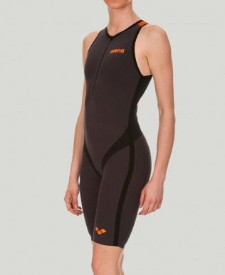 Body Triathlon Donna Carbon Pro con zip frontale
