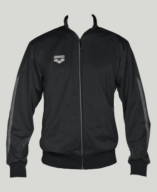 Team Line Knitted Poly Jacket