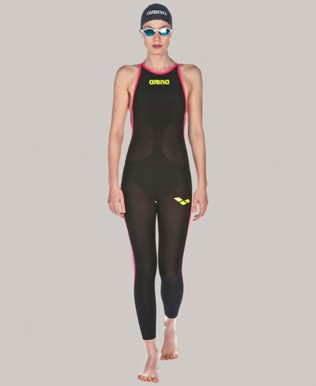 Powerskin R-EVO+  Open Water Suit - Closed Back