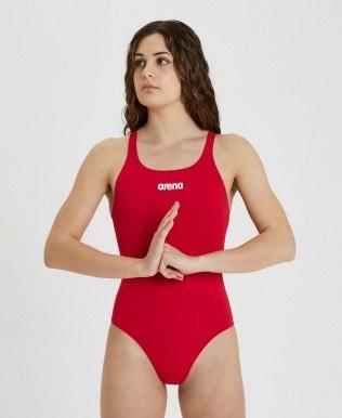 Women's Solid Swim Pro