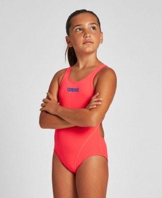 Costume Intero Bambina Swim Tech Solid