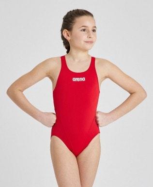 Mädchen Badeanzug Solid Swim Tech