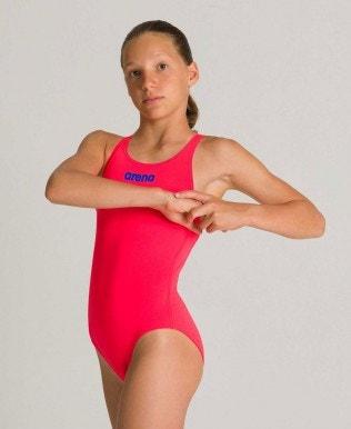 Costume Intero Bambina Swim Pro Solid