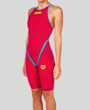 Women's Powerskin Carbon-Flex VX Open Back – FINA approved