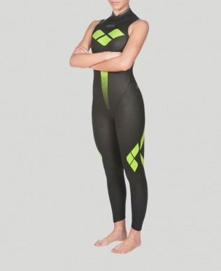 Women's Triwetsuit Sleeveless