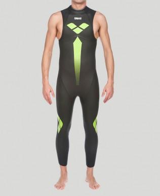Triathlon Wetsuit sans manches pour Homme